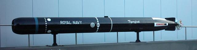 SOUS MARINS NUCLEAIRE D'ATTAQUE CLASSE TRAFALGAR 419919Tigerfish_torpedo