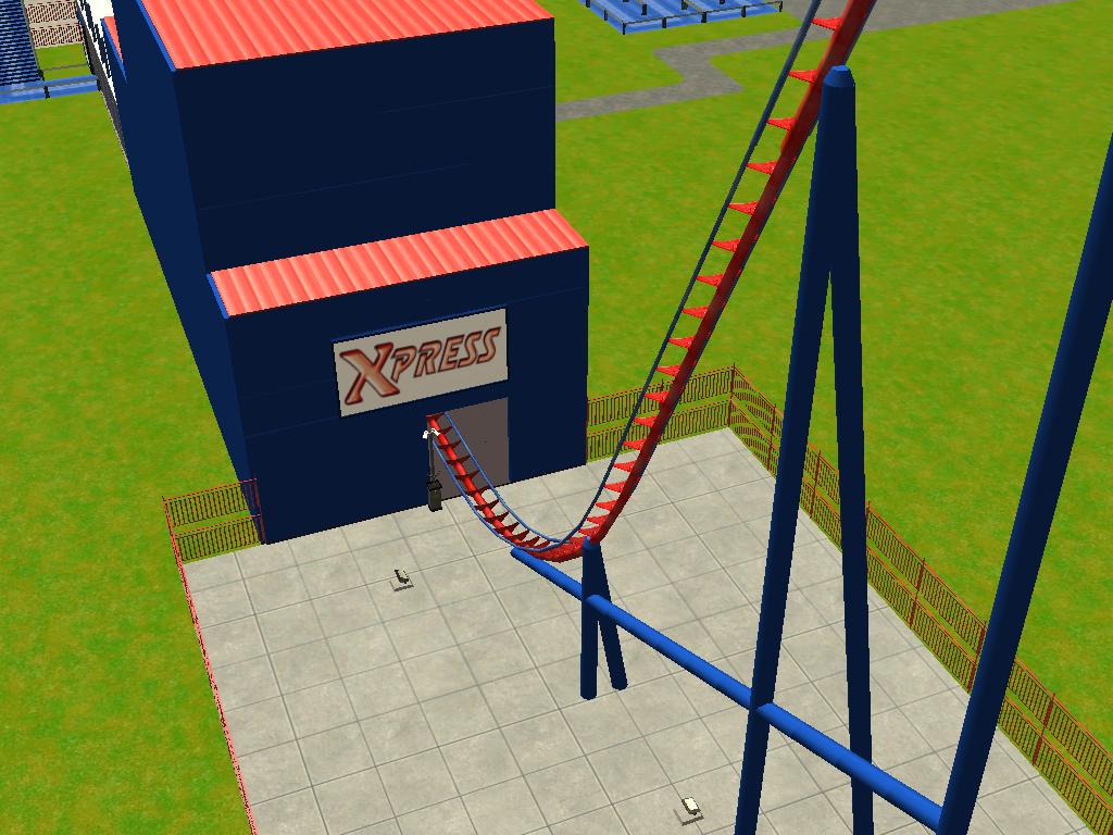 les attractions disney les meilleurs sur roller coaster tycoon 3 - Page 5 420160Shot0538