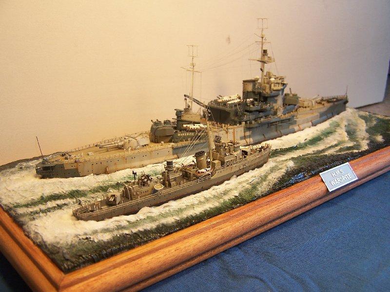 Hms Warspite par OrionV au 1/600 - airfix  424196hmswarspite112