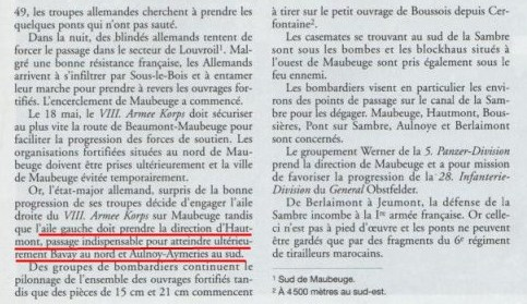 Le second siège de Maubeuge en Mai 1940 4256132