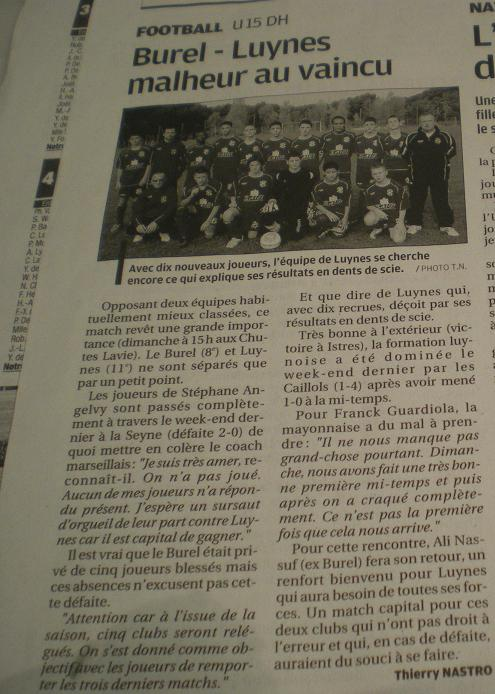 F .C .LE BUREL 42695IMGP9041
