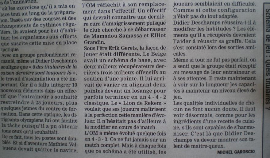DIDIER DESCHAMPS , ENTRAINEUR DE L'EDF - Page 2 430459IMGP6058