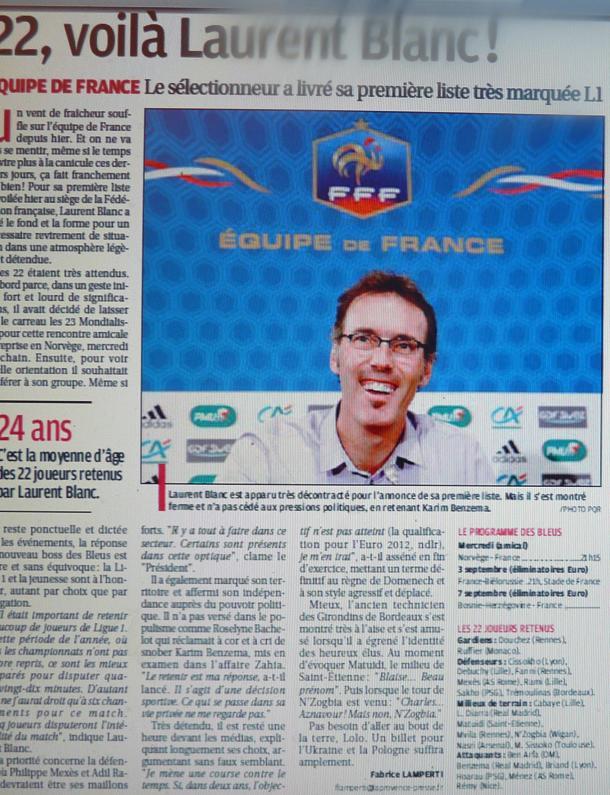 LOLO BLANC, ANCIEN ENTRAINEUR DE L'EDF - Page 3 434245P1100360