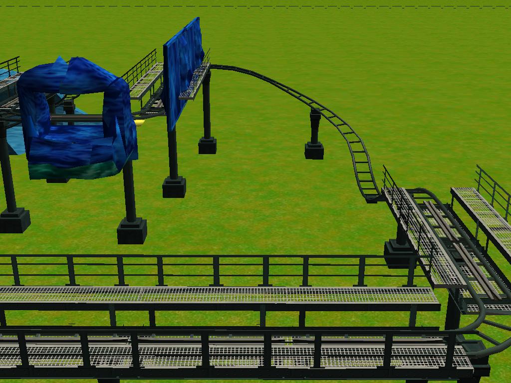 les attractions disney les meilleurs sur roller coaster tycoon 3 - Page 4 445172Shot0316