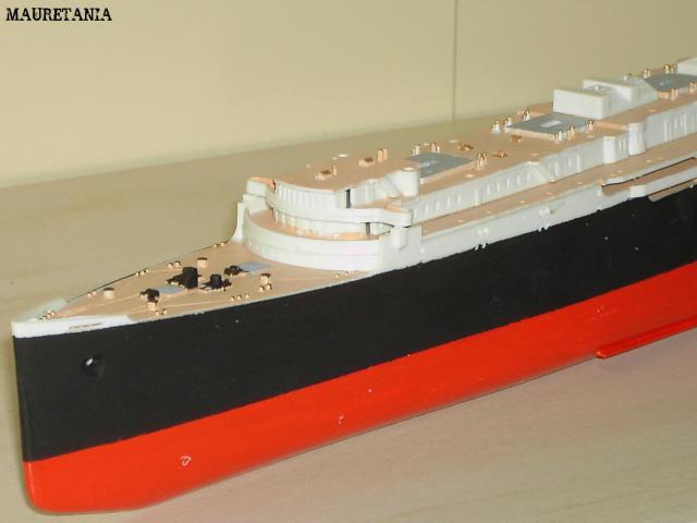 RMS Mauretania - airfix - 1/600   456738PICT1517