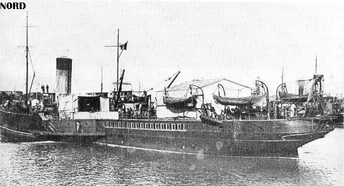 FRANCE TRANSPORT D'HYDRAVIONS COMMANDANT TESTE 461232Nord_1915