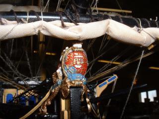 VICTORY vaisseau au 1/100e- Del Prado 465679la_proue
