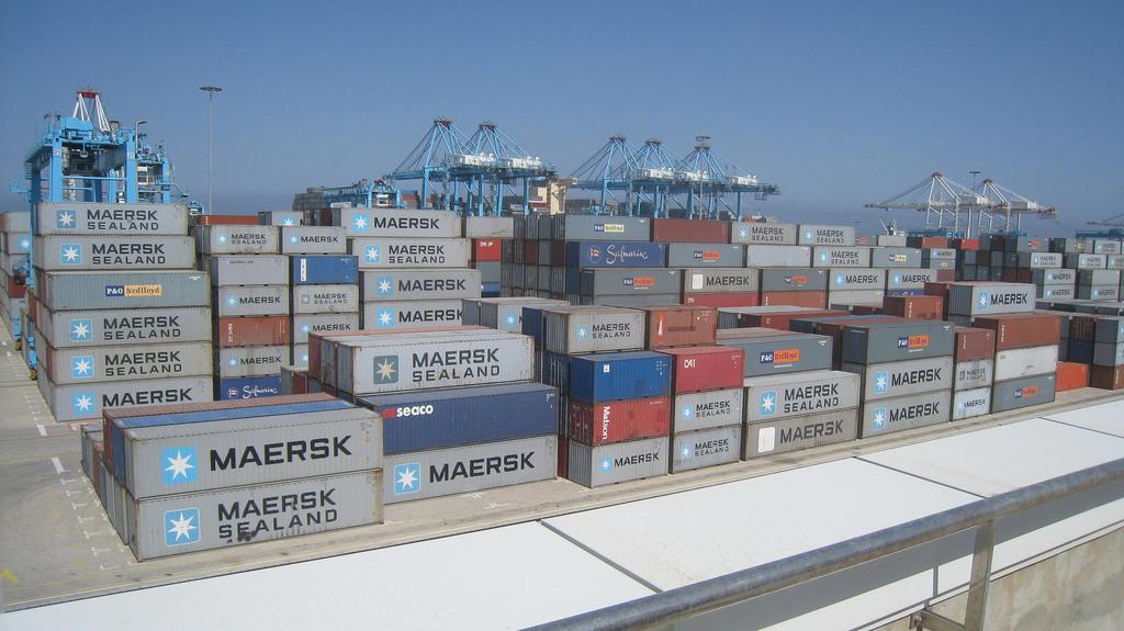 Tanger - Futur grand port de l'Afrique - Page 5 4778033387624576_e5d0e43358_b