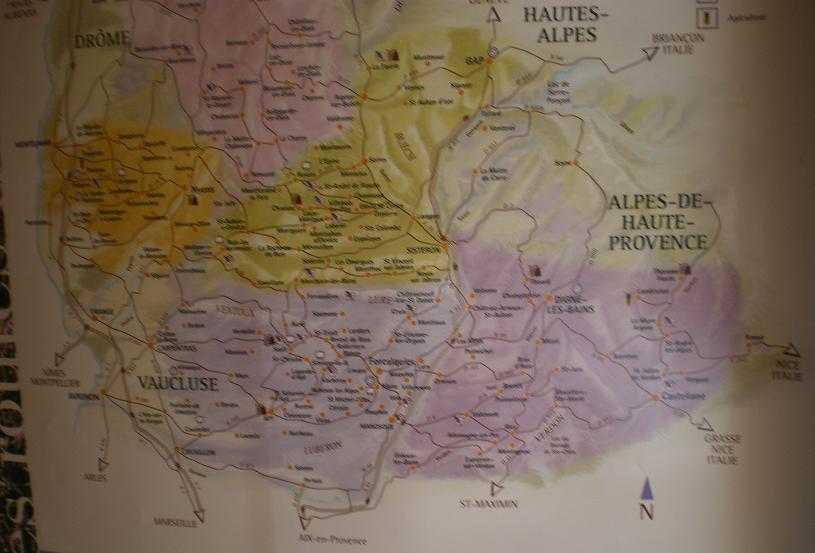 IL ETAIT UNE FOIS ..VALENSOLE - Page 2 484569IMGP5487