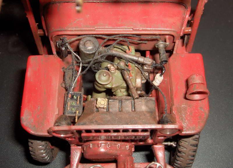 Fire jeep 1/24 Italeri terminée,les détails en photos 498946HPIM1032