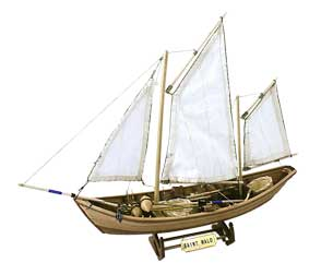 Doris terre-neuvien Saint Malo (Artesania Latina 1/20°) par pacha 50010fin_artesiana