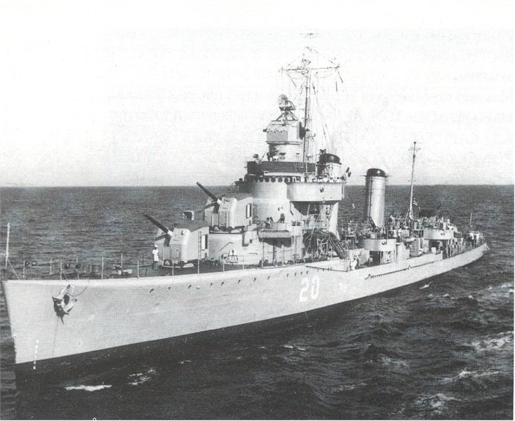 DESTROYERS LANCE-MISSILES CLASSE FARRAGUT 50310Doxa_ex_USS_Ludlow