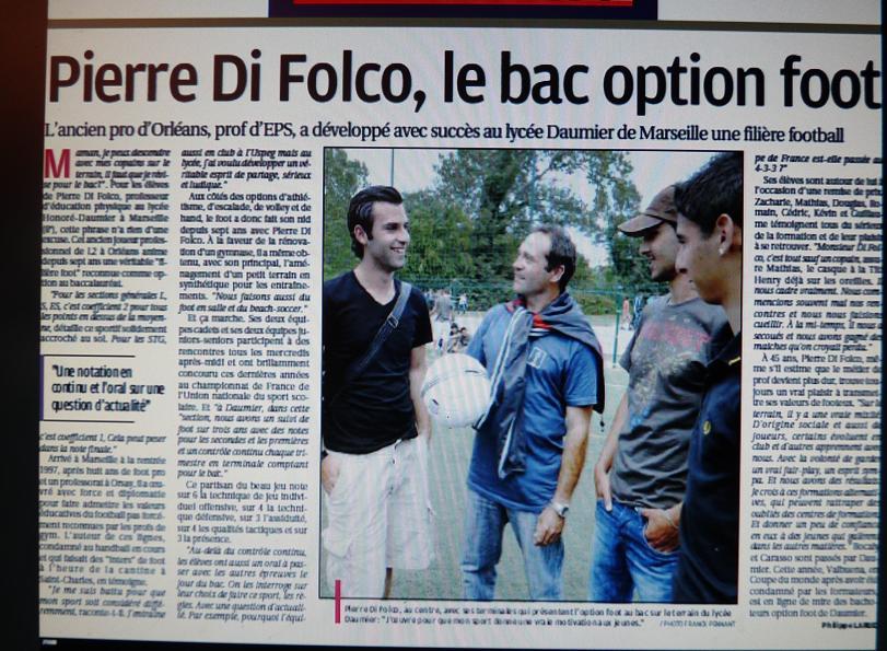 UNE JOURNEE DE FOOT ...PARTICULIEREMENT ALLECHANTE !!!!! - Page 2 511770P1090226
