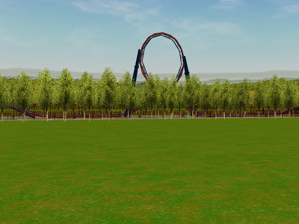 les attractions disney les meilleurs sur roller coaster tycoon 3 - Page 5 51422Shot0525