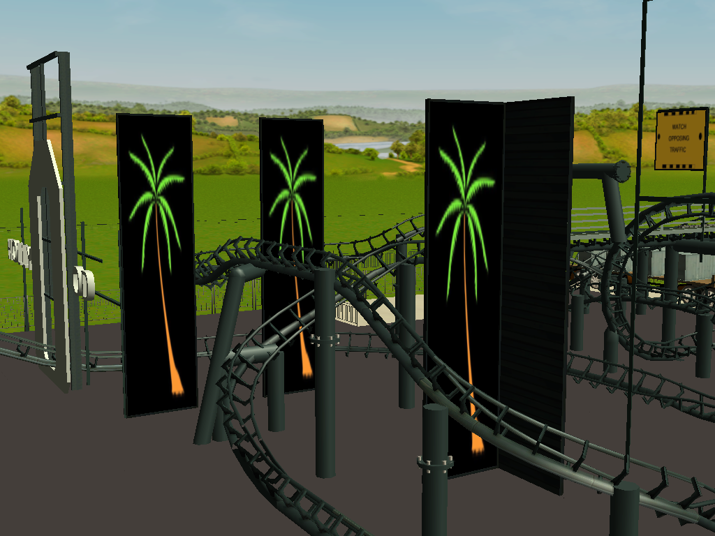 les attractions disney les meilleurs sur roller coaster tycoon 3 - Page 5 545855Shot0547