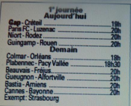 UNE JOURNEE DE FOOT ...PARTICULIEREMENT ALLECHANTE !!!!! - Page 2 551677P1100358