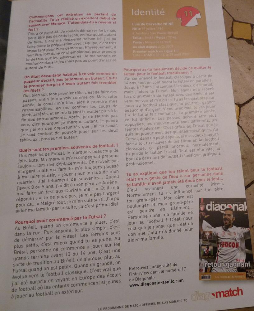 ROCHER DE MONACO :UN LYON REPU ET SANS RESSORT  NOUS LAISSE FRIGORIFIES SUR NOTRE FAIM :ASM 1 OL 1 - Page 7 553230P1030568