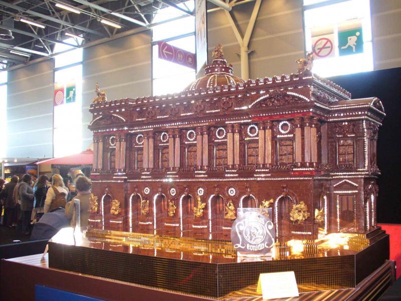 Le salon du chocolat à Paris 553631opera1