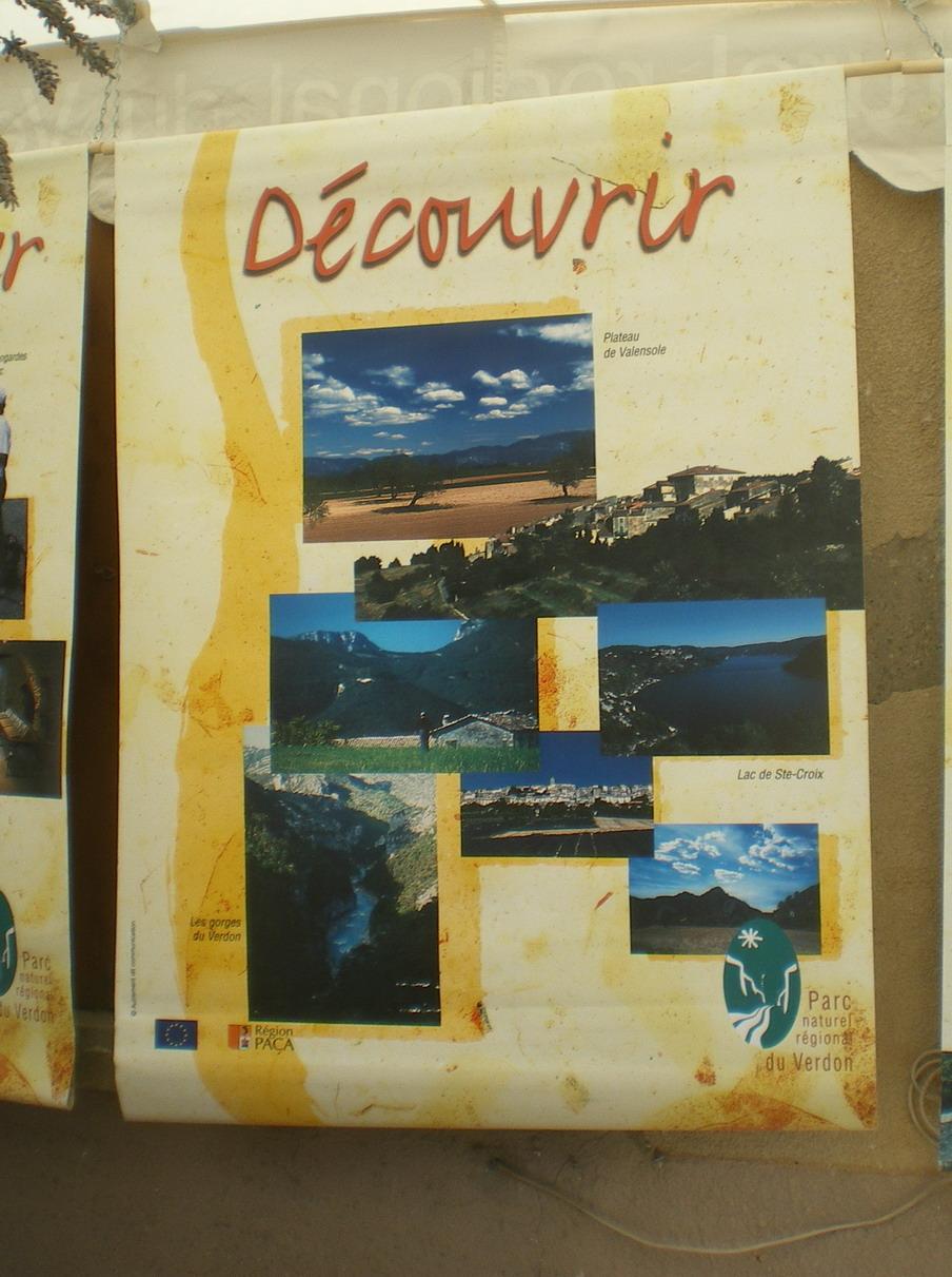 IL ETAIT UNE FOIS ..VALENSOLE - Page 2 562048IMGP5463