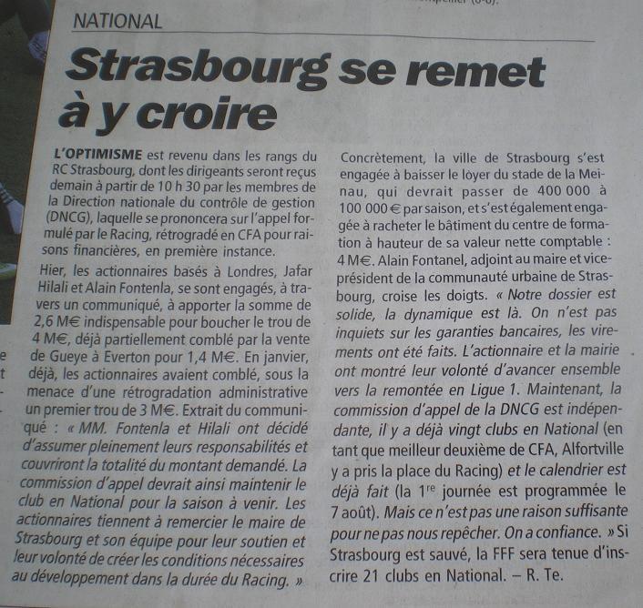 STRASBOURG DE RETOUR  - Page 3 562558IMGP1541