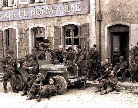 Historique du 506e régiment d'infanterie parachutée. 5686134