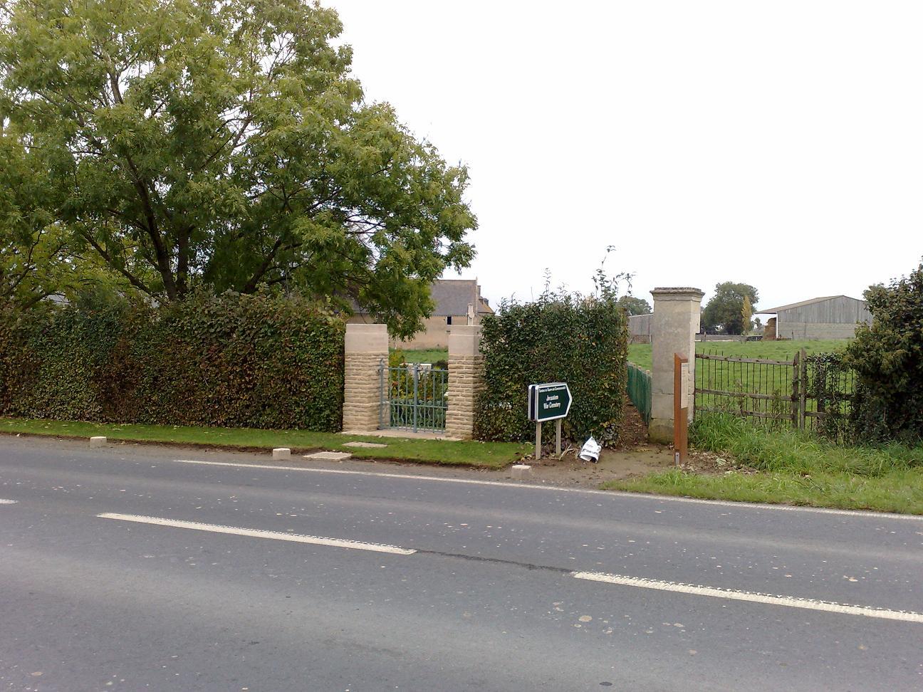 visite des cimetières du commonwealth.  582140009_1
