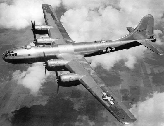 DOUGLAS A-3 SKYWARRIOR 589964Boeing_B_29