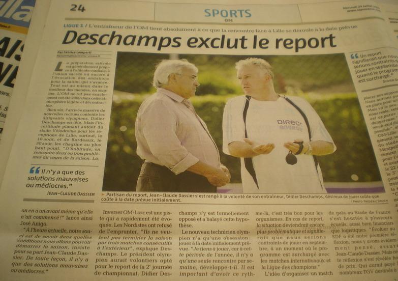 DIDIER DESCHAMPS , ENTRAINEUR DE L'EDF - Page 2 592946IMGP5696
