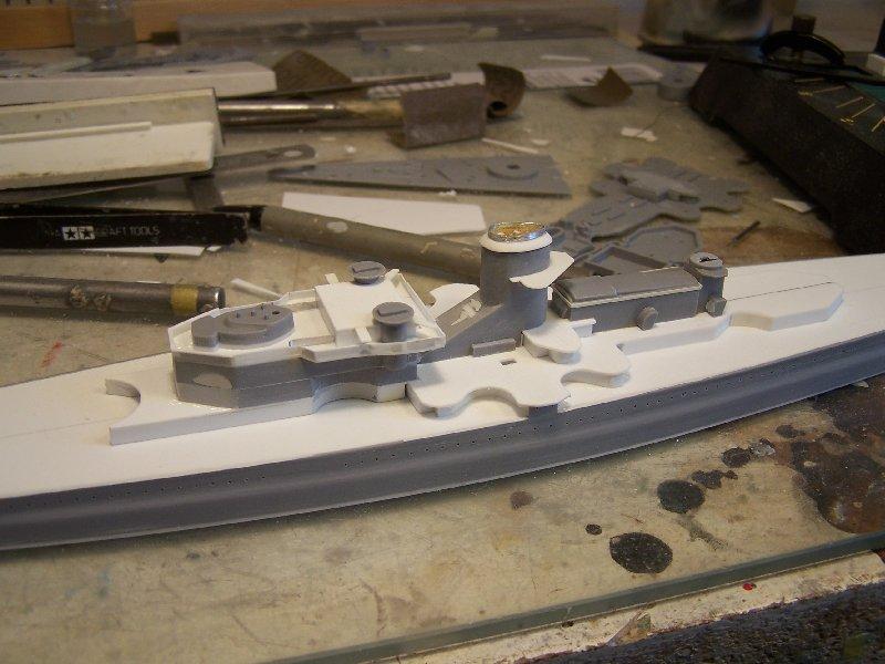 Dkm Scharnhorst 1938/39 airfix 1/600 - Page 2 601100Dkm_Scharnhorst_020