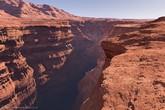 Le dangereux canyon