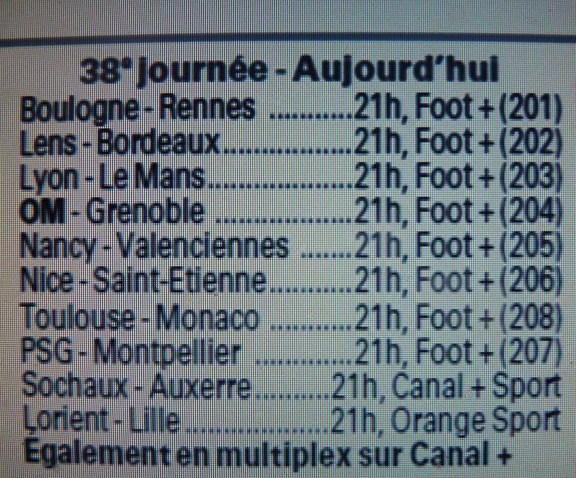 UNE JOURNEE DE FOOT ...PARTICULIEREMENT ALLECHANTE !!!!! - Page 2 605673P1080675