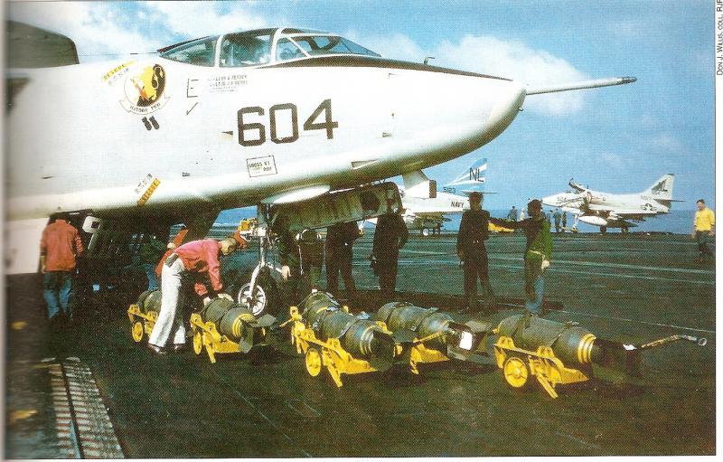 DOUGLAS A-3 SKYWARRIOR 60847A_3B_VAH_2_avril_1965