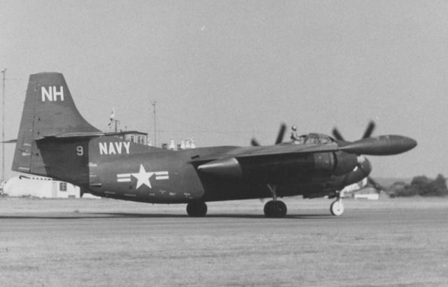 DOUGLAS A-3 SKYWARRIOR 610101AJ_2_Port_Lyautey_1955
