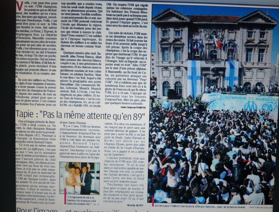 """LA CAVERNE DES TROPHEES DE L""""OM - Page 2 612808P1080476"""