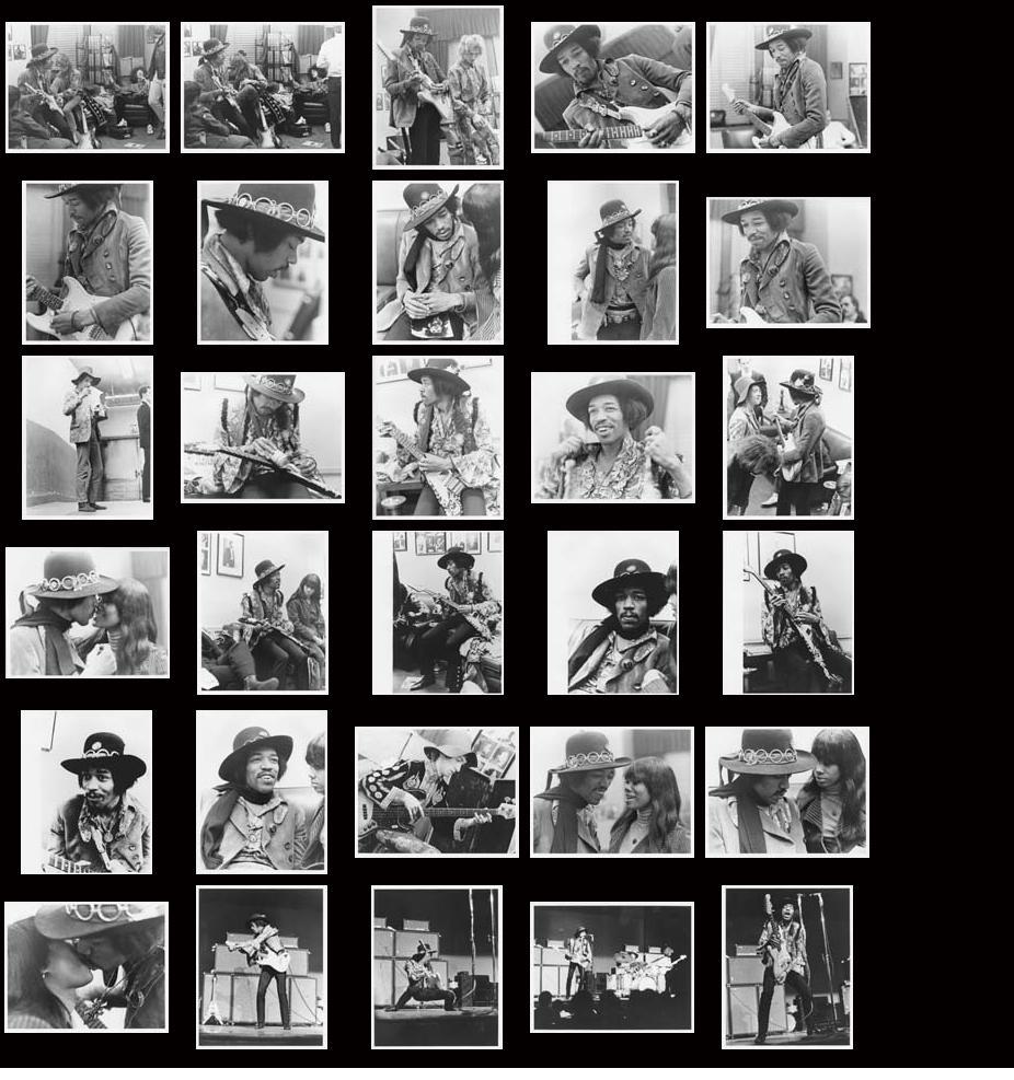 New York (Hunter College) : 2 mars 1968 [Second concert]     6311351968_03_02_Hunter_College_collage