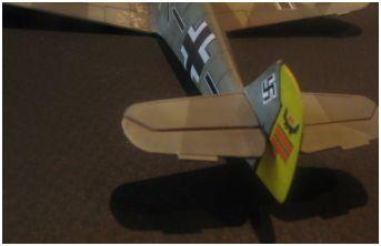 ME 109 F  JG 26   72em 651723Capturer109h