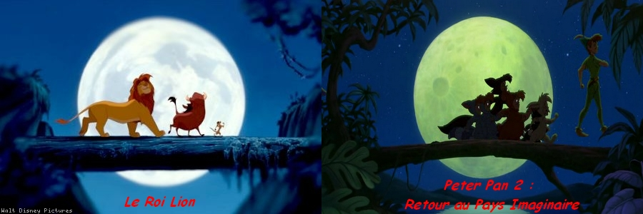 Similitudes et clins d'œil dans les films Disney ! - Page 24 657310222