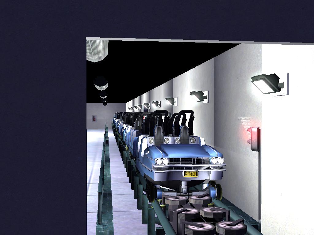 les attractions disney les meilleurs sur roller coaster tycoon 3 - Page 6 665251Shot0556