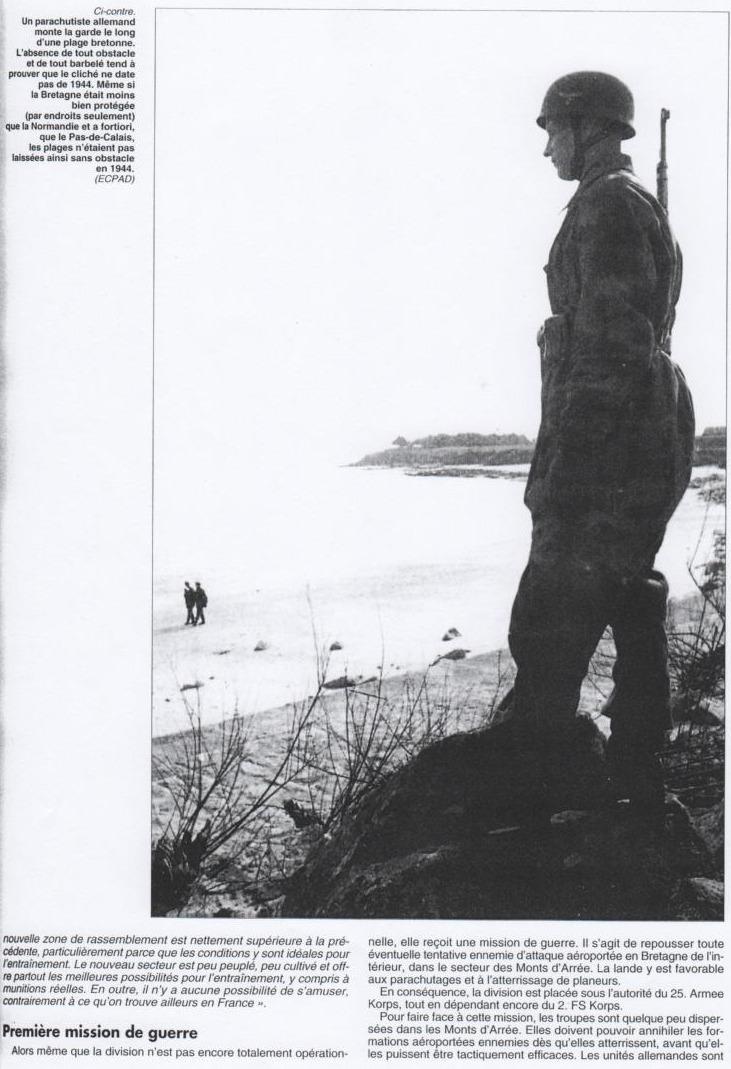 Les fallschirmjager en photos; II 6698584