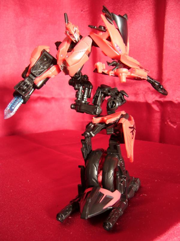 "Collection Nosfe ""Transformers & Hokuto No Ken & Cie"" 723623Arcee_2_bot"