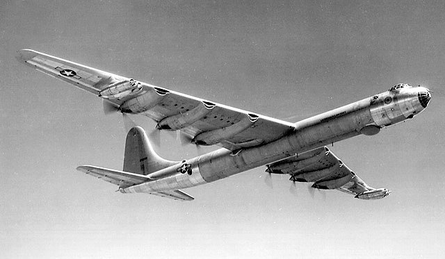 DOUGLAS A-3 SKYWARRIOR 729648Convair_B_36_Peacemaker