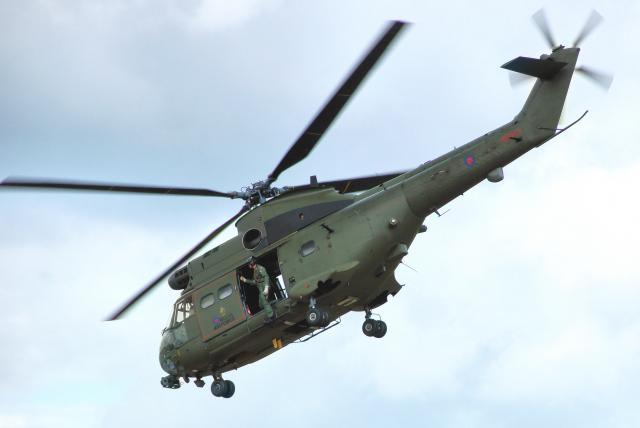 AGUSTAWESTLAND LYNX 748652Aerospatiale_Puma_RAF