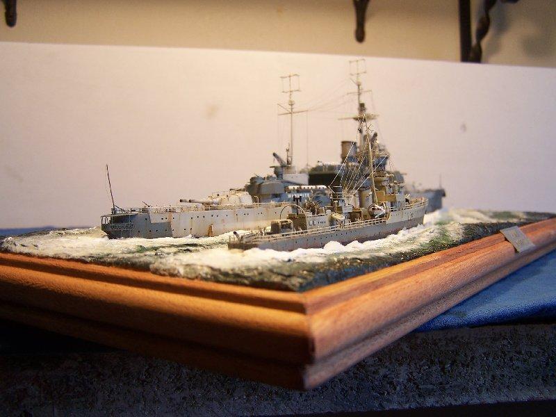 Hms Warspite par OrionV au 1/600 - airfix  756641hmswarspite115