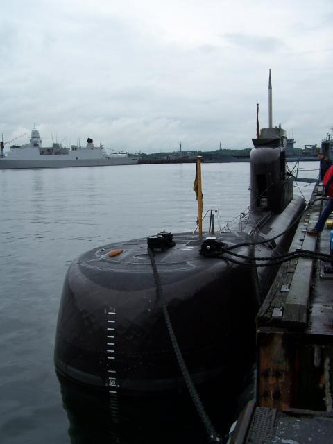 SOUS MARINS D'ATTAQUE TYPE 206 772471type_206