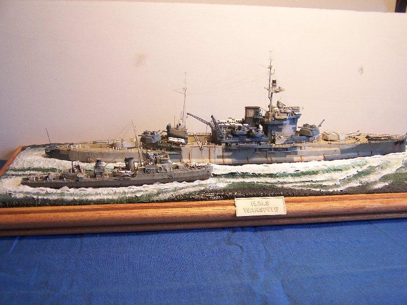 Hms Warspite par OrionV au 1/600 - airfix  773268hmswarspite111