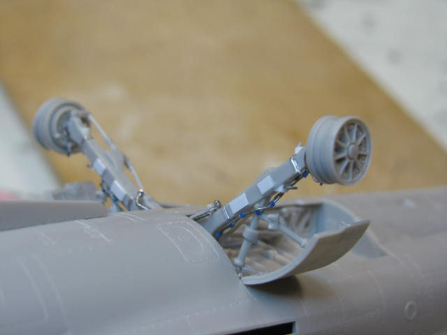 DUO: F-104N (NASA) + F-104G (BAF) Hazegawa 1/48  778451IMG_3565