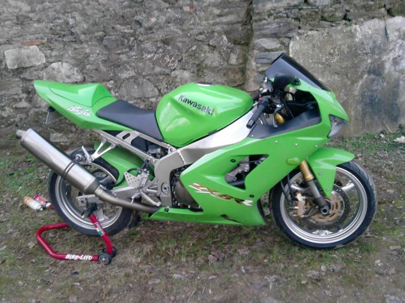 ZX6r k4 from the Yaute ! 8059708