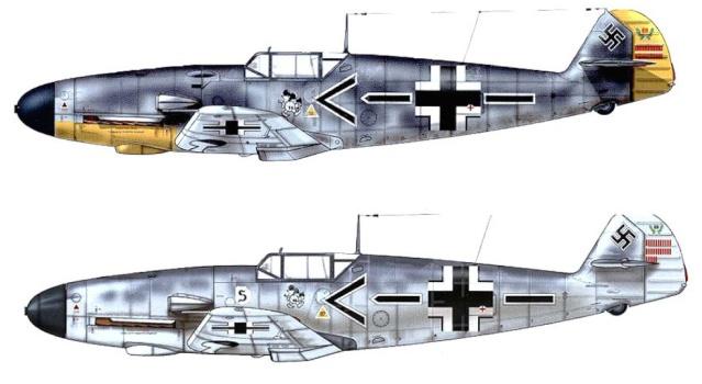 ME 109 F  JG 26   72em 8127042_mode10