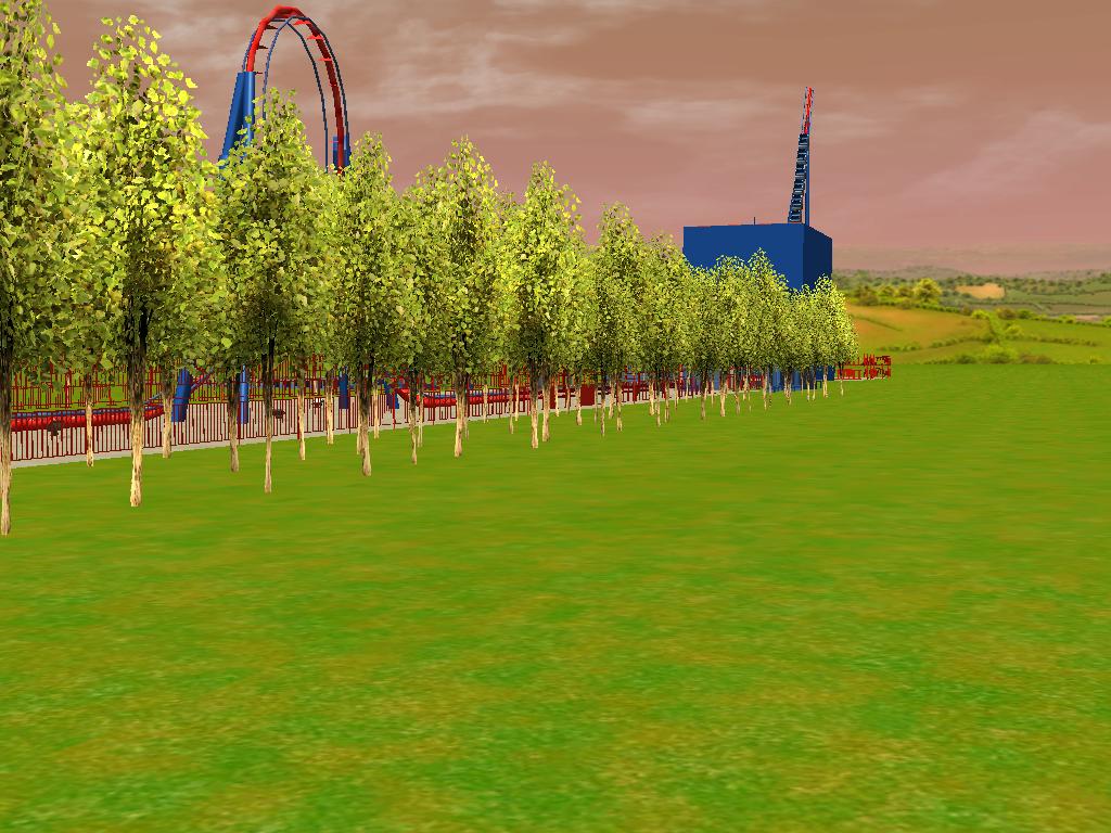 les attractions disney les meilleurs sur roller coaster tycoon 3 - Page 5 820172Shot0534