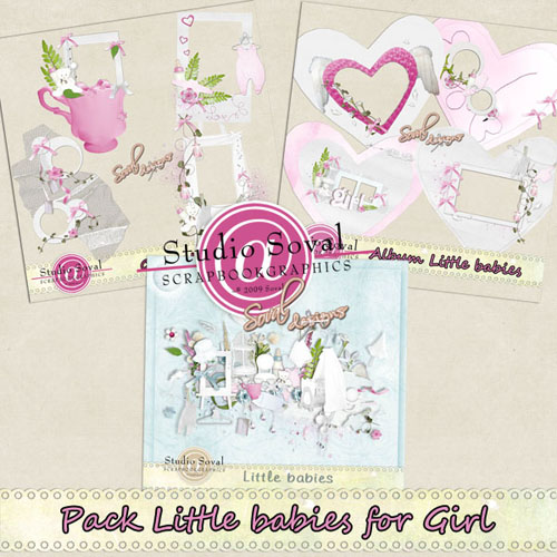 Little Babies 829542previewpackfille